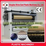 Macro Hot Needle Perforation Machine for BOPP CPP PE PP Film / Microperforated machine for plastic