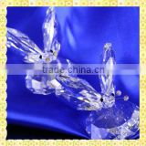 Imitation Clear Crystal Butterfly Favor For Party Take Away Gifts