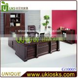Hot sale and high quality office counter table design