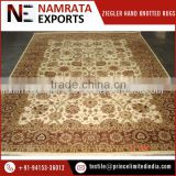 Modern Design Shaggy Carpet Rug / Hand Knotted Wholesale Floor Carpet Rug for Office, Home Use