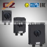 Full plastic explosion-proof load isolation switch