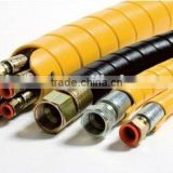 China products colorful spiral guard for hydraulic hose