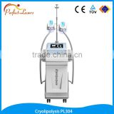 new product 2015 vacuum cryotherapy fat lady sculpture equipment
