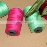 Cotton waxed cotton thread for kaftan dress