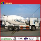 North benz 6x4 Concrete Mixer Truck with 8CBM, 9CBM,10CBM capacity BEIBEN CONCRETE MIXER TRUCK