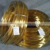 Enameled Brass Wire