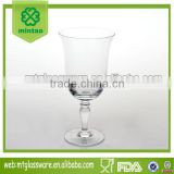Crystal Glass Wine Goblet for looking for good partner for drinking
