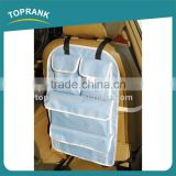 36*59CM document storage bag car seat back organizer