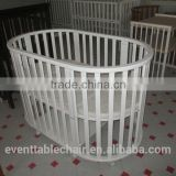 popular solid wood multifunction baby cribs children bed