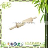 2017 Rolling Pin Tapered Solid bamboo Design Hand Crafted bamboo cake pin