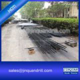 High quality tungsten carbide mining tapered drill rod/ integral drill steel