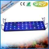 New design white & blue color apollo 8 led aquarium tank light for fish, coral reef marine