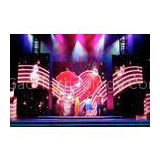 P5 LED Stage Screen for concert diecast aluminum full color indoor LED video Wall rental