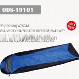 Popular Backpacking Hood Ultra-light Envelop Sleeping Bag For Outdoor Camping in Wholesale