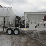 EZ 4-5 Portable Concrete Mixer Batching Plant