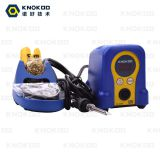 HAKKO Genuine FX888D Didital display Lead-free Soldering Station ,pack T18-D32 SolderingTip +A1559 Cleaning Sponge