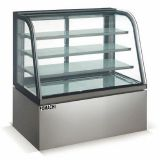 Commercial Cake Display Showcase Free Standing Cake Refrigerated Showcase FMX-MD21A