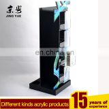 INquiry about custom led acrylic cigarette display stand with the top light box,acrylic tobacco/cigarette display stand