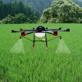 Long flight range agriculture spraying drone crops sprayer