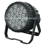 IP65 LED PAR 24X18W RGBW 6-in-1/LED PAR 24X18W Full Color PAR Light