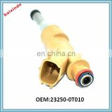 23250-0T010 23209-0T010 Fuel Injector Nozzle Matrix Celica MR2 Corolla