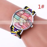 Wholesale cheap lady wrist watch bracelet watch