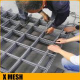 STANDARD SIZES SL102 welded wire concrete reinforcing mesh for concrete