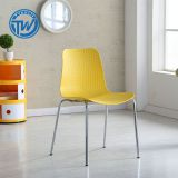 DC-6060D-1 Topwell Modern Design Plastic Chair Colorful Chair Dining Chair