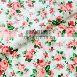 floral fabric in custom fabric for bag inT90/C10