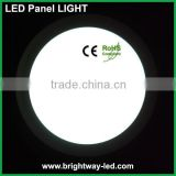 High Quality Round LED Light Panel 3inch/4inch/6inch/8inch Dimmable 17W Round LED Panel Light