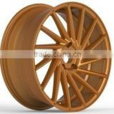 more different car wheels fit for aftermarket 5x120 4x4 cast wheels 5hole orange replica wheel rim