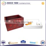 Professional Suppliers custom made paper cake boxes with window