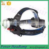 Bright LED Headlamp with Rechargeable Batteries                                                                         Quality Choice