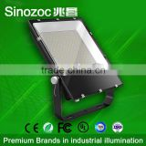 Sinozoc 2016 New outdoor high lumen high power floodlight 100w led flood light 200w led street light