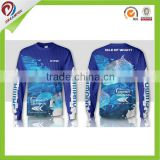 high quality oem custom fishing shirt wholesale custom cheap fishing t shirt                                                                         Quality Choice