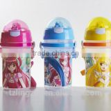 fhildren water bottle with bharara small magic fairy ,portable water bottle with straw