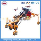 Internal combustion rail grinding machine used for steel rail