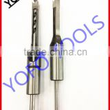 WOOD 3/8 Double Useing Square hole saw drilling bit