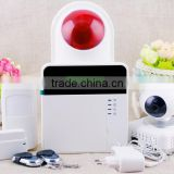 Android+IOS APP GSM alarm security system Professional auto dial wireless home GSM SMS security alarm system
