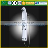 2015 ABS spa shower panel with shower head and single hand shower AST0012