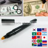 Smart Money Counterfeit Bill Checker Fake Money World Wide Detector Tester Pen