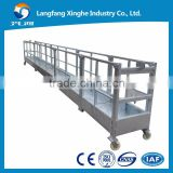 zlp630-A hot galvanized elevator platform / mobile elevator platform for sale