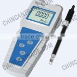DDBJ-350 and DDB-303A Electronic Portable Conductivity Meter for measure conductivity, TDS, salinity and temperature