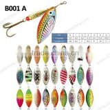 Good quality general fishing fishing lure spinner