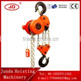 easy operation DHP 6M 5TON 7.5TON 10TON 20TON 380V/3phase electric chain hoist Construction Building Lifting Equipment