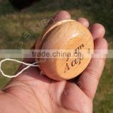 Handcrafted Wooden Yoyo