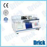 recent quotation :high accuracyPlastic dynamic static friction coefficient of friction tester