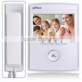 Dahua smart video doorbell door phone intercom system video remote system                                                                         Quality Choice