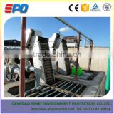 SS Mechanical Bar Screen Automatic Sewage Treatment System/Domestic Wastewater Treatment Plant