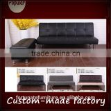 Folding sofa bed small apartment office 1.8 m minimalist modern removable and washable fabric sofa bed double